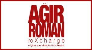Ağır Roman Re X Charge Etkinlik Afişi
