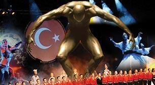 Anadolu Ateşi 15.Yıl Özel Gösterim Etkinlik Afişi