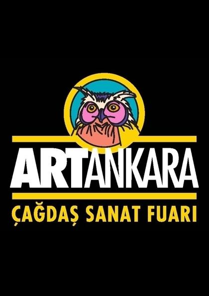 ARTANKARA 4.Uluslararası Çağdaş Sanat Fuarı Etkinlik Afişi