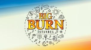Big Burn İstanbul - Kombine + Kamp Etkinlik Afişi