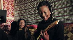Fatoumata Diawara & Hindi Zahra Etkinlik Afişi