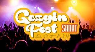 Gezgin Fest - Sanat - Salı Etkinlik Afişi