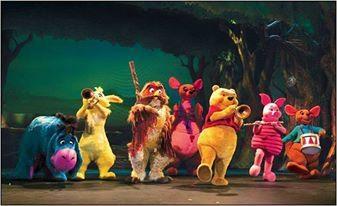 Hayvanat Bahçesi Müzikali Etkinlik Afişi