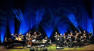 Joshua Redman, Christian Mcbride, Kandace Springs ve TRT Hafif Müzik ve Caz Orkestrası Etkinlik Afişi