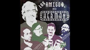 Los Amigos de Herman Etkinlik Afişi