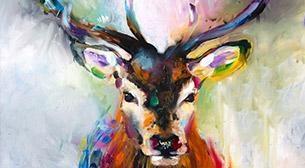 Masterpiece - Geyik Etkinlik Afişi