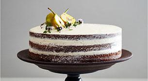 MSA - Naked Cake Etkinlik Afişi