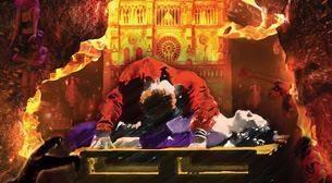 Notre Dame Quasimodo Müzikali Etkinlik Afişi