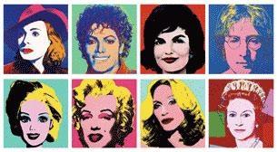 Pop Art Etkinlik Afişi