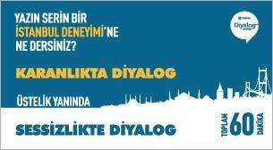 Turkcell Diyalog Müzesi Karanlıkta-Sessizlikte Diyalog Özel Deneyimi                                          Etkinlik Afişi