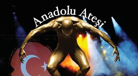 Anadolu Ateşi 15. Yıl Özel Gösterim Etkinlik Afişi