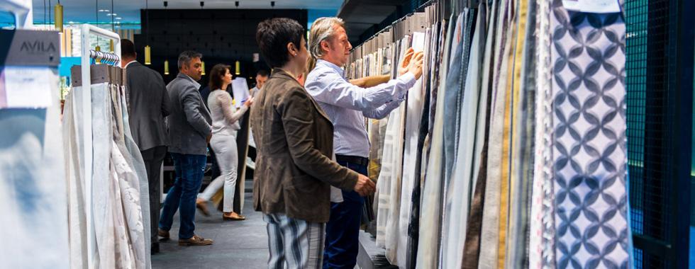 Evteks - 24th Istanbul International Home Textiles Fair (cnr) Etkinlik Afişi