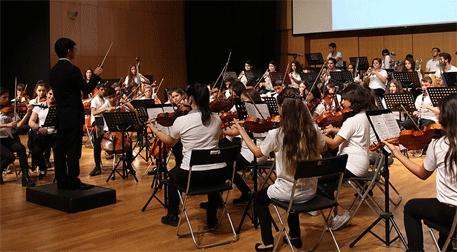 Barış için Müzik Orkestrası Neşeli Pazarlar        Etkinlik Afişi