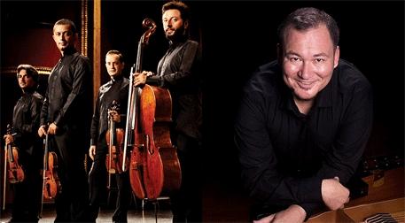 Borusan Quartet-Gökhan Aybulus Etkinlik Afişi