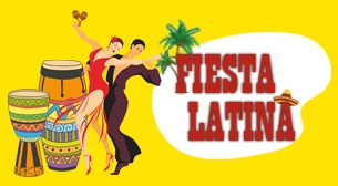 Fiesta Latina Etkinlik Afişi