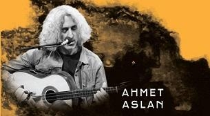 Ahmet Aslan Etkinlik Afişi