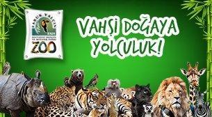 Faruk Yalçın Hayvanat Bahçesi ve Botanik Parkı Etkinlik Afişi