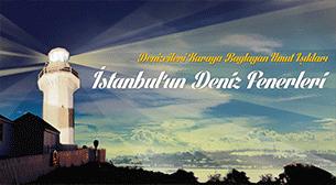 İstanbul'un Deniz Fenerleri Etkinlik Afişi