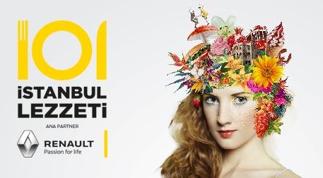 101 İstanbul Lezzeti Etkinlik Afişi