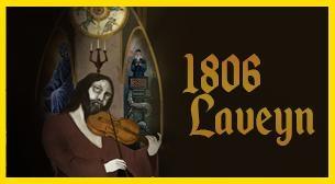 1806 Laveyn Etkinlik Afişi
