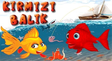 Kırmızı Balık Müzikali Etkinlik Afişi