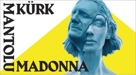 Kürk Mantolu Madonna Etkinlik Afişi