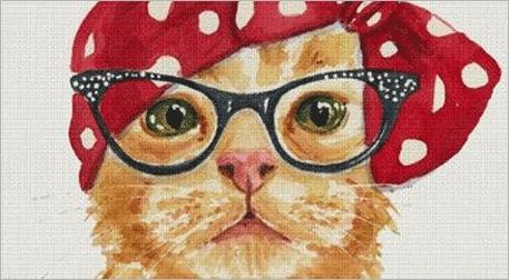 Masterpiece Galata Resim - Bandanalı Kedi Etkinlik Afişi