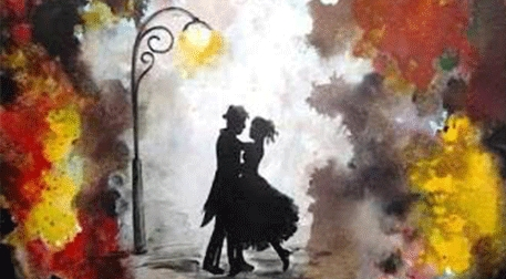 Masterpiece Galata Resim - Ölümsüz Aşk Etkinlik Afişi