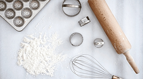 MSA-Mutfakta 8 Hafta Pastacılık Etkinlik Afişi
