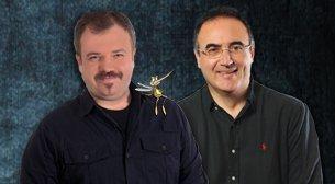"""Sunay Akın ve Nihat Sırdar """"Sivrisinek Dedin de Aklıma Geldi"""" Etkinlik Afişi"""