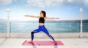 Yalı'da Yoga Etkinlik Afişi