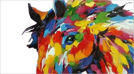 Masterpiece Galata Resim - At Etkinlik Afişi