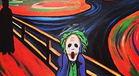 Masterpiece Galata Resim - Gotham Etkinlik Afişi