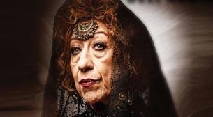 Ayşen Gruda - Deli Kadın Etkinlik Afişi