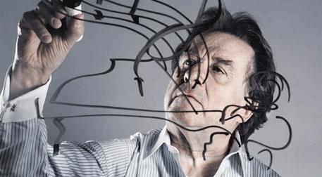 Buchbinder ile Brahms Konçertoları - II Etkinlik Afişi