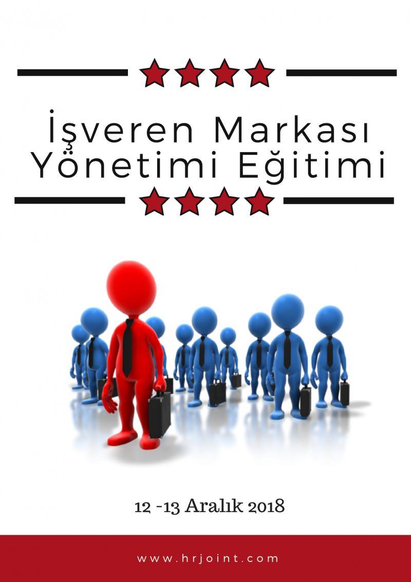İşveren Markası Yönetimi Etkinlik Afişi