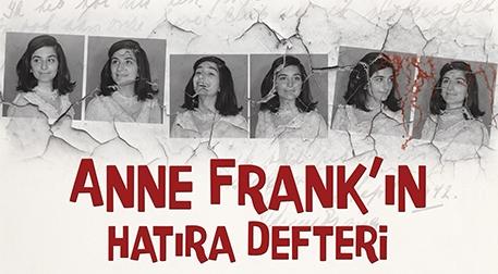 Anne Frank'ın Hatıra Defteri Etkinlik Afişi