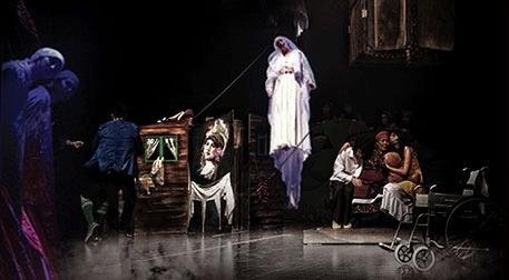 Çingeneler Zamanı Müzikali Etkinlik Afişi