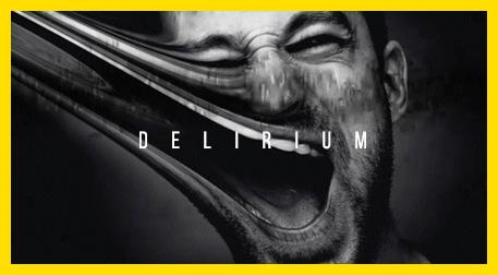 Delirium Etkinlik Afişi