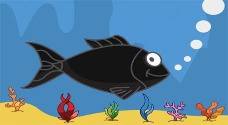 Küçük Kara Balık Etkinlik Afişi