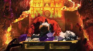 Notre Dame'nin Kamburu Müzikali Etkinlik Afişi