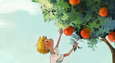 Şeker Portakalı Etkinlik Afişi