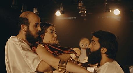 Sokrates'in Son Gecesi Etkinlik Afişi