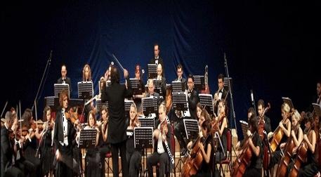 A.D.S.O. - Atatürk'ü Anma Gençlik ve Spor Bayramı Konseri Etkinlik Afişi