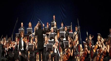 A.D.S.O. - Ulusal Egemenlik ve Çocuk Bayramı Konseri Etkinlik Afişi