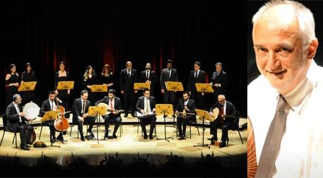 Alaeddin Yavaşça'ya Saygı Konseri - CRR Türk Müziği Topluluğu                    Etkinlik Afişi