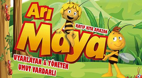 Arı Maya Etkinlik Afişi