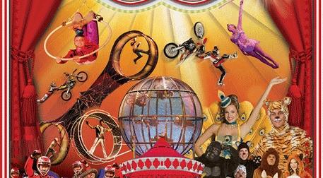 Circo Bellucci-Hayvan Dostu Gösteri Etkinlik Afişi