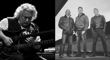 Erkan Oğur Anatolian Blues - Tingvall Trio Etkinlik Afişi