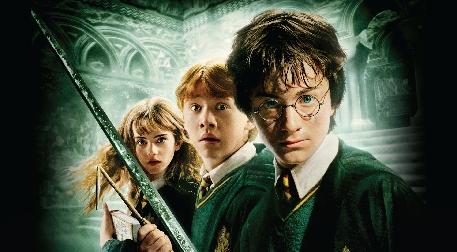 Harry Potter ve Sırlar Odası in Concert Etkinlik Afişi